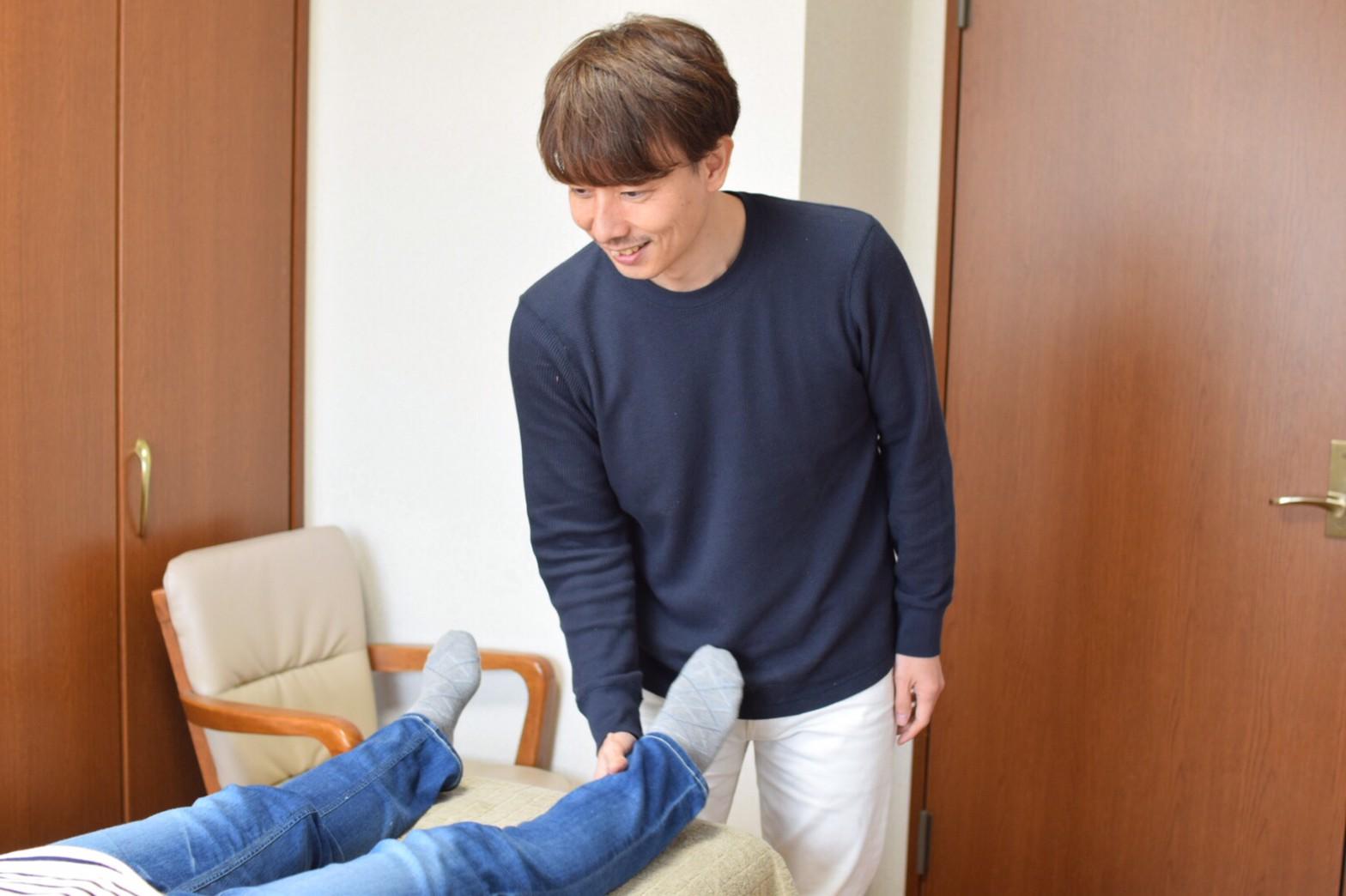 男性のO脚の本当の原因とは