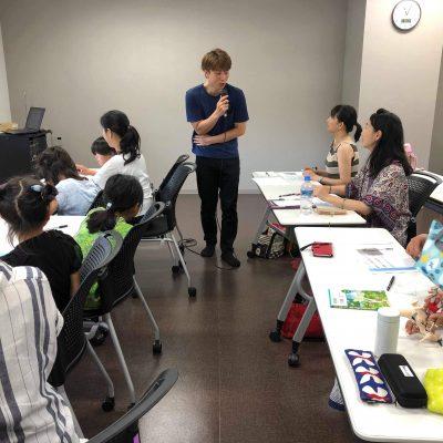 親子の整復講座を開催しました(3)